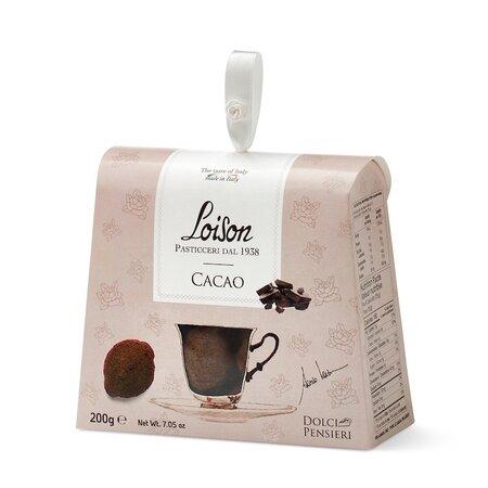 Biscuiti cu cacao Loison