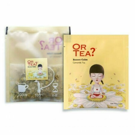 Ceai Ecologic BEEEEE CALM plic 10X1.5G