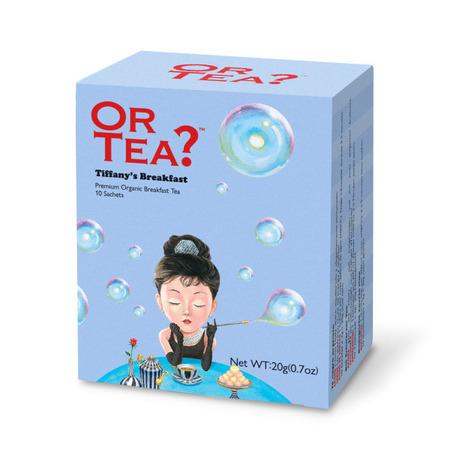 Ceai Ecologic TIFFANY'S BREAKFAST plic 10X2.5G