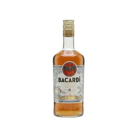 Rom Bacardi Anejo Cuatro - 0.7 L