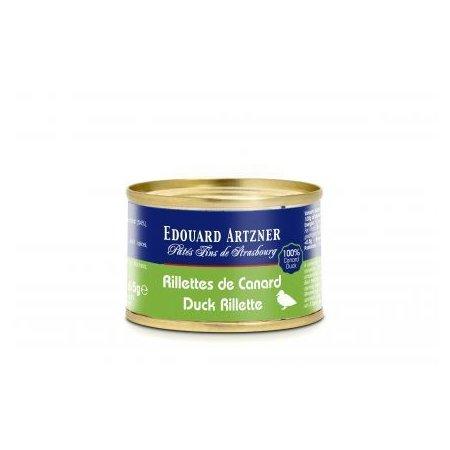 Terină de gasca - 100% carne de gasca Edouard Artzner 65g