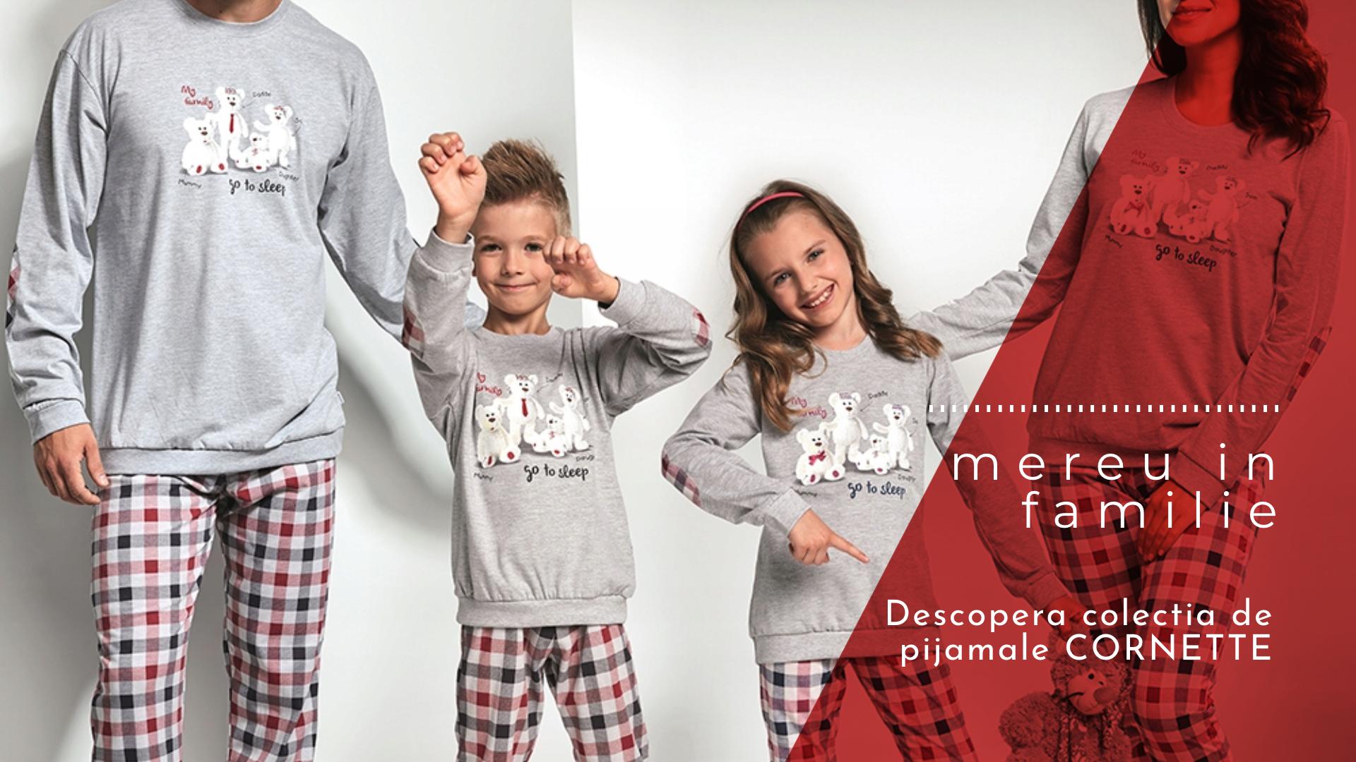 Pijamale Cornette