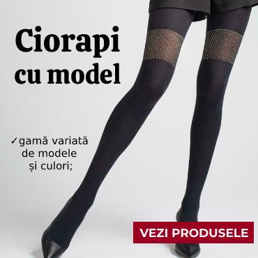 Ciorapi cu model
