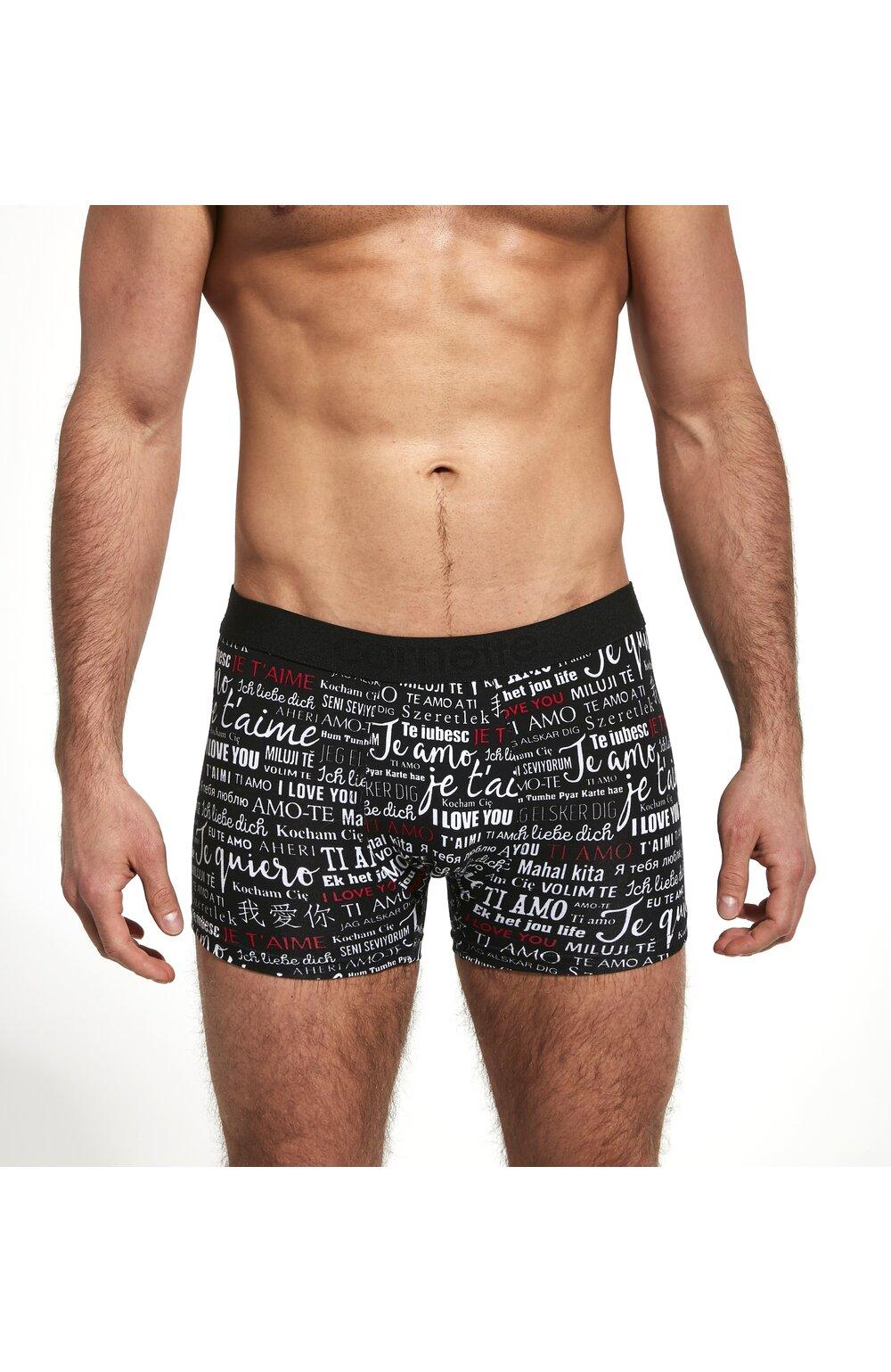 Boxeri barbati High Emotion M508-114