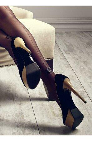 Ciorapi cu model Gucci G02