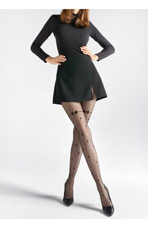 Ciorapi cu model Marilyn Natti U11
