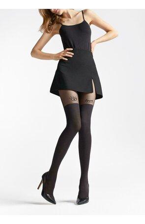 Ciorapi cu model Marilyn Zazu U07