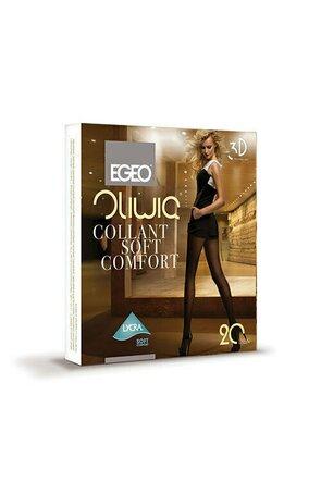 Ciorapi dama Oliwia Soft Comfort 20, 3D