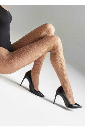 Ciorapi de dama tip plasa fara model, Marilyn Casting 32