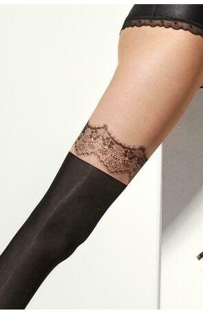 Ciorapi cu model Zazu Lace