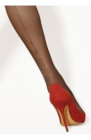 Ciorapi subtiri cu model Allure F03
