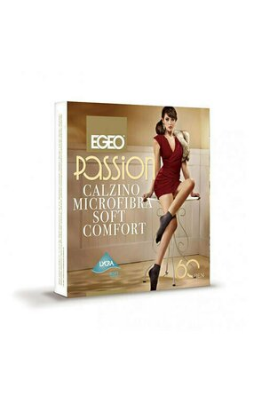 Sosete 1/2 PASSION Soft Comfort 60
