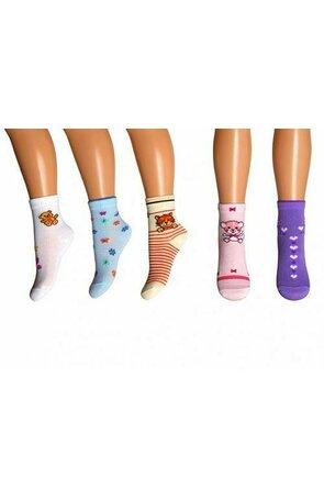 Sosete colorate pentru fete 101-002G