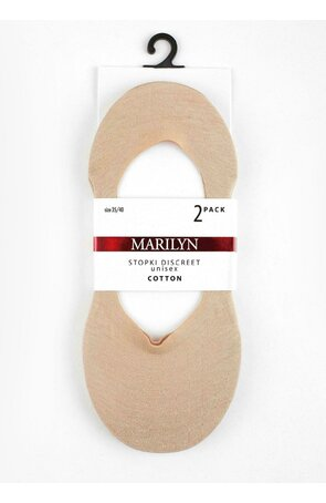 Talpici Marilyn DISCREET WOMEN, set de 2 perechi