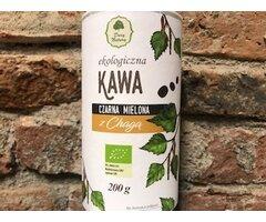 ECO CAFEA NEAGRA CU CHAGA 200 GR