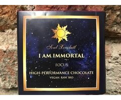 ECO CIOCOLATA CRUDA I AM IMMORTAL 45 GR