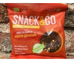 ECO SNACK&GO ORANGE COUNTY 40 GR