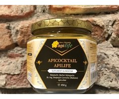 NATURAL APICOCKTAIL APILIFE 450 GR