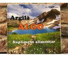 NATURAL ARGILA ALBA 1 KG