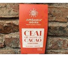 NATURAL CEAI DIN BOABE DE CACAO CU FRUNZE DE ROOIBOS 100 GR