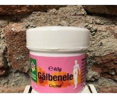 NATURAL CREMA GALBENELE 40 GR