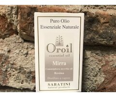 NATURAL ULEI ESENTIAL DE SMIRNA 5 ML