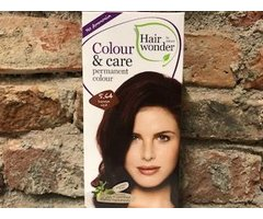NATURAL VOPSEA PERMANENTA HAIRWONDER HENNA RED 5.64 40 ML