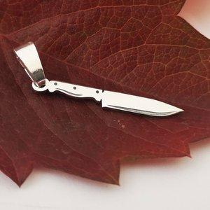 Pandantiv Cutit - Argint 925
