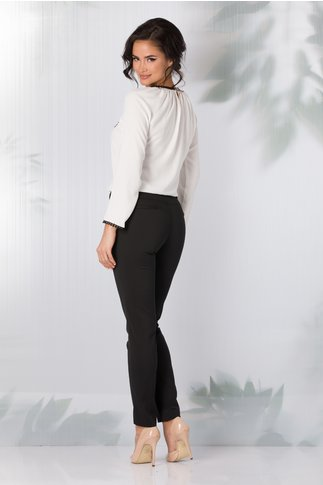 Pantaloni Gabriela negri office