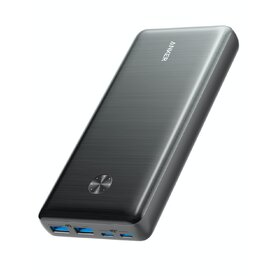 Baterie externa Anker PowerCore III Elite 25600 mAh, 87W, USB-C, USB-A, Negru