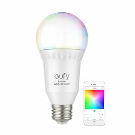 Bec Smart WiFi Eufy Lumos Color E26 RGBW