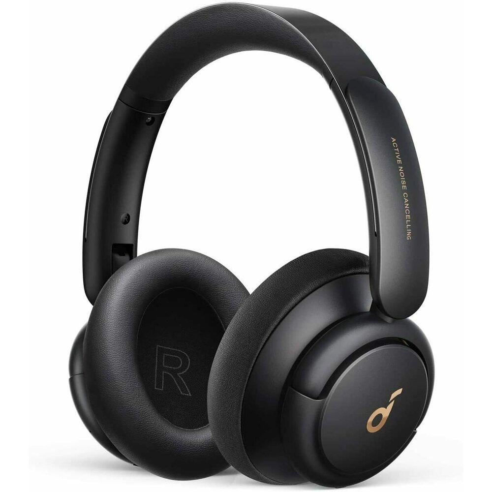 Imagine Casti Wireless Over ear Anker Soundcore Life Tune Hybrid Active Noise