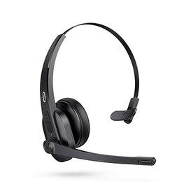 Casti Wireless TaoTronics TT-BH041, AI Noise Cancelling, Call Center, Bluetooth 5.0, Negru