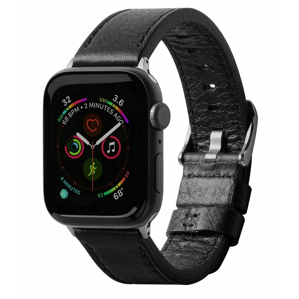 Imagine Curea Din Piele Ringke Leather One Classic Band Pentru Apple Watch