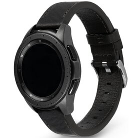 Curea din piele Ringke Leather One Classic Band pentru Samsung Galaxy Watch 3 45mm / marime 22mm