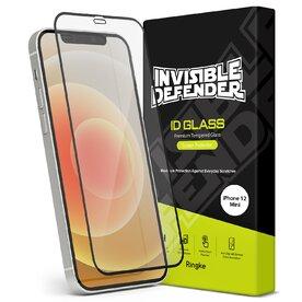 Folie sticla securizata Apple iPhone 12 Mini Ringke 3D Premium  Invisible Screen Defender