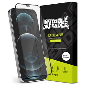Folie sticla securizata Apple iPhone 12 Pro Max Ringke 3D Premium Invisible Screen Defender