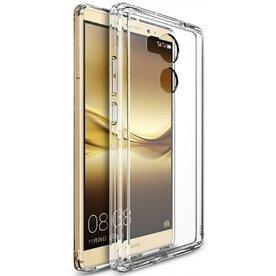Husa Huawei Mate 8 Ringke FUSION CRYSTAL VIEW + BONUS folie protectie display Ringke