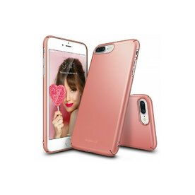 Husa iPhone 7 Plus / iPhone 8 Plus Ringke Slim ROSE GOLD