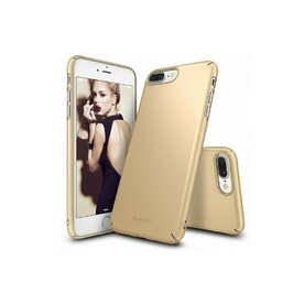 Husa iPhone 7 Plus / iPhone 8 Plus Ringke Slim ROYAL GOLD