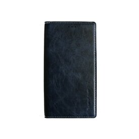 Husa LG G3 Arium Boston Diary Book albastru navy