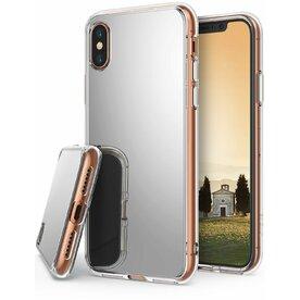 Husa Ringke iPhone X/Xs Mirror Silver