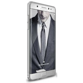 Husa Samsung Galaxy Note 7 Fan Edition Ringke Slim FROST GREY