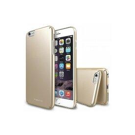 Huse iPhone 6 Plus Ringke SLIM ROYAL GOLD+BONUS Ringke Invisible Defender Screen Protector