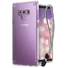 Set Samsung Galaxy Note 9 Ringke Fusion husa + portcard + strap