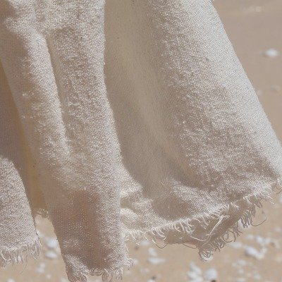Silk Gauze - Ileana Natural