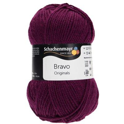 Acryl Yarn Bravo Berry 08383