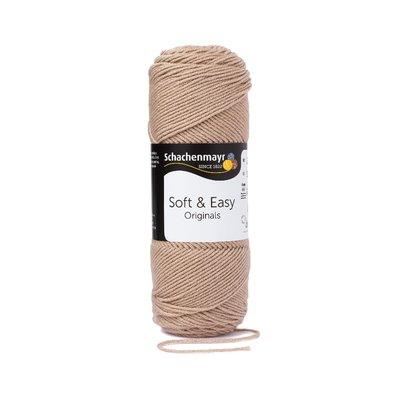 Acryl Yarn Soft & Easy - Linen 00005