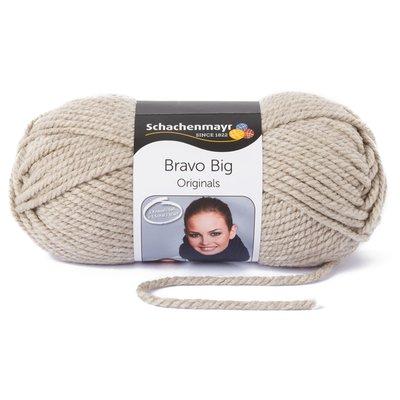 Acrylic Yarn-Bravo Big - Linen 00103