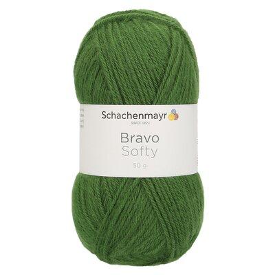 Acrylic yarn Bravo Softy - Fern 08191